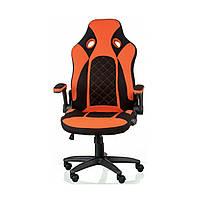 Кресло для геймеров Special4You Kroz Black/Red (E5531)