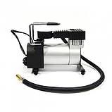 Портативний автомобільний Air Compressor електронасос компресор для авто 12В, фото 2