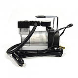 Портативний автомобільний Air Compressor електронасос компресор для авто 12В, фото 5