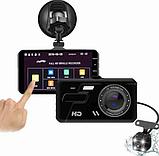 Авторегистратор A11 | Видеорегистратор DVR A11 Full HD 2 камеры, фото 8