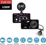 Авторегистратор A11 | Видеорегистратор DVR A11 Full HD 2 камеры, фото 10
