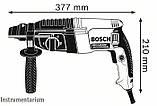 Перфоратор BOSCH GBH 2-26 DRE, фото 3