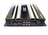 Автомобільний підсилювач звуку UKC PH.5800 8000W 4-х канальний, фото 3
