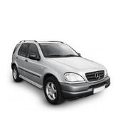 Mercedes-Benz ML-Class 163 (1997-2005)