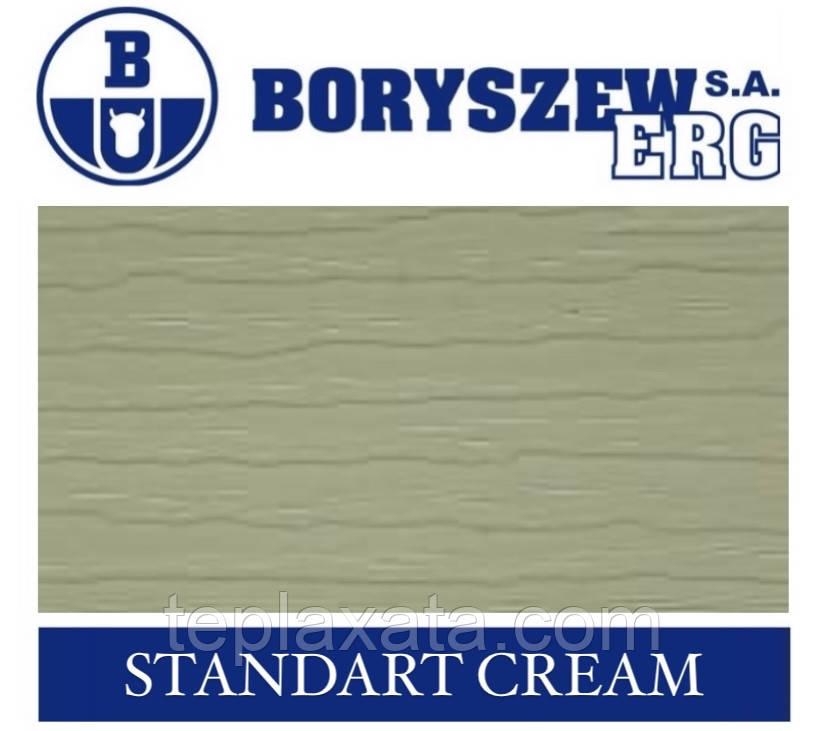ОПТ - Сайдинг BORYSZEW Standart кремовый 0,7734 м2