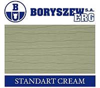 ОПТ - Сайдинг BORYSZEW Standart кремовый 0,7734 м2, фото 1