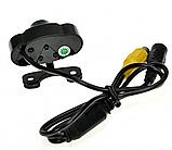 Универсальная камера заднего вида E400 мини-камера в машину парковочная камера, фото 2