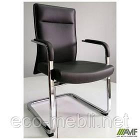 Крісло Jeff CF Dark Grey/Dlack brown/dark Grey