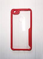 Накладка силиконовая ipaky Luckcool Xiaomi Redmi Note 5A Prime красный