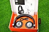 Навушники безпровідні JBL SYNCHROS E40 BT ,блютуз,карта пам'яті, аукс, фото 4