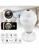 Камера WIFI IP відеоспостереження у вигляді лампочки, фото 2