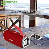 Бездротова колонка HOPESTAR H24 Bluetooth ,USB, фото 10