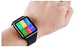 Розумні годинник Smart Watch X6 Plus Black, фото 4