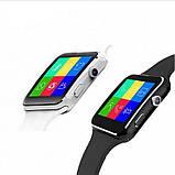 Розумні годинник Smart Watch X6 Plus Black, фото 5
