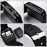 Розумні годинник Smart Watch X6 Plus Black, фото 6