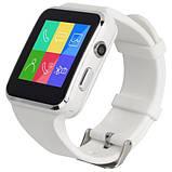 Розумні годинник Smart Watch X6 Plus Black, фото 7