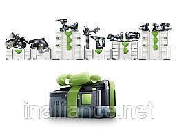 Акционное предложение по аккумуляторному инструменту 18 Вольт Festool