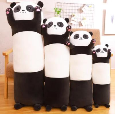 Оригинальная подушка-игрушка My Panda black