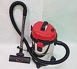 Пылесос для Сухой и Влажной Уборки DOMOTEC MS-4413 2000W, фото 3