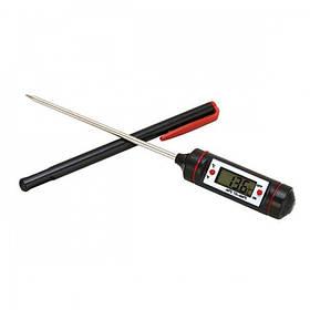 Цифровой электронный термометр WT-1 с щупом иглой в чехле