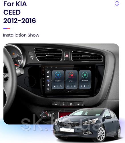 Junsun 4G Android магнитола для KIA Cee 'd CEED JD 2012-2016  wi-fi