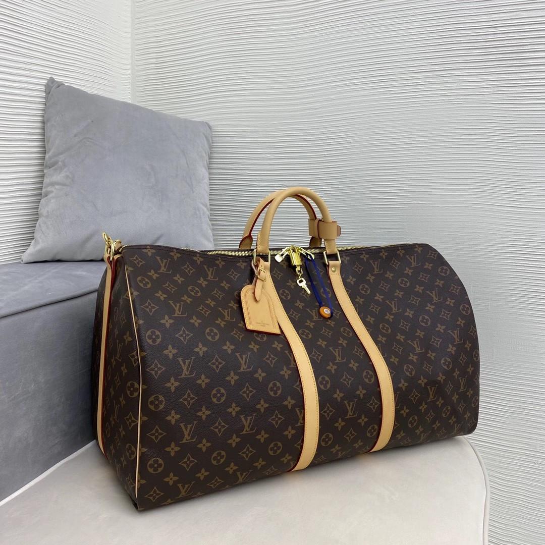 Дорожня сумка Louis Vuitton Keepall жіноча