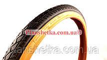 Гума вело. 24*1,75 (47-507) SRC дорожняя,(помаранчевий корд), фото 2