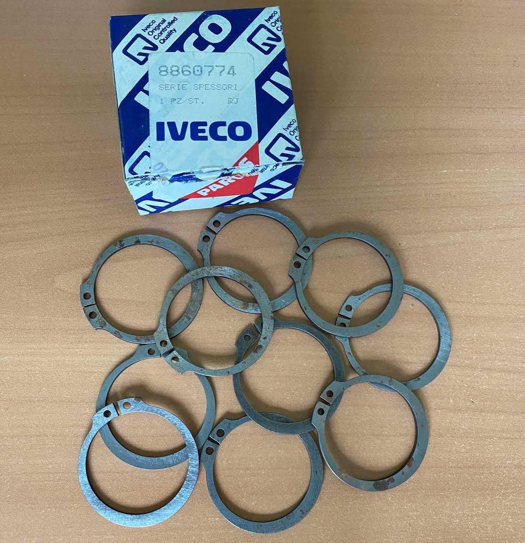 Шайбы стопорные КПП Iveco 8860774