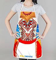 Фартук с приколом Украинка 662280804