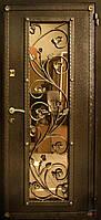 Металеві броньовані вхідні двері