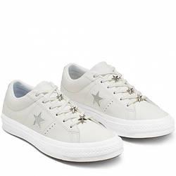 Кеды женские Converse One Star белые (165020C) 37