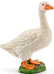 Schleich 13799  Фигурка Гусь Schleich North America Goose Figure