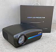 Проектор TouYinger S1080 Android 9 с Wi-Fi мультимедийный проектор для дома, офиса, школы