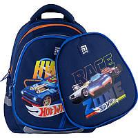 Рюкзак шкільний 700(2p) Hot Wheels Kite