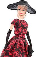 Колекційна лялька Барбі Силкстоун /Barbie Elegant Rose Cocktail Doll Dress, фото 8