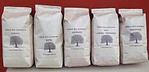 Набор щепы для копчения 5 видов натуральные ольха, бук, яблоня, ольха-черешня, черешня