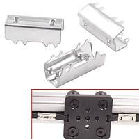 10x Зажим фиксатор соединитель ремня GT2 6мм 3D-принтера ЧПУ-станка, 104681