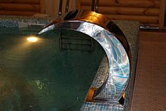 Водопад Кобра - идеальный массаж головы, плечей и спины. А также кусочек экзотики
