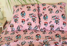 Комплект постельного белья  LOL rock