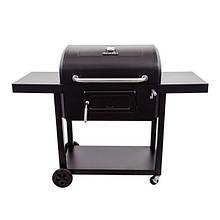 Вугільний гриль з двома бічними столиками з нержавіючої сталі Char-Broil Performance Charcoal 780 16302039