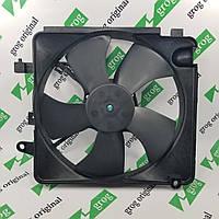Вентилятор охлаждения в сборе основной ( АС+) Матиз grog Корея