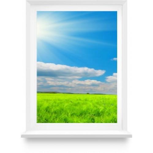 Вікно у хату «Стандарт» (1 300х1 400 мм)