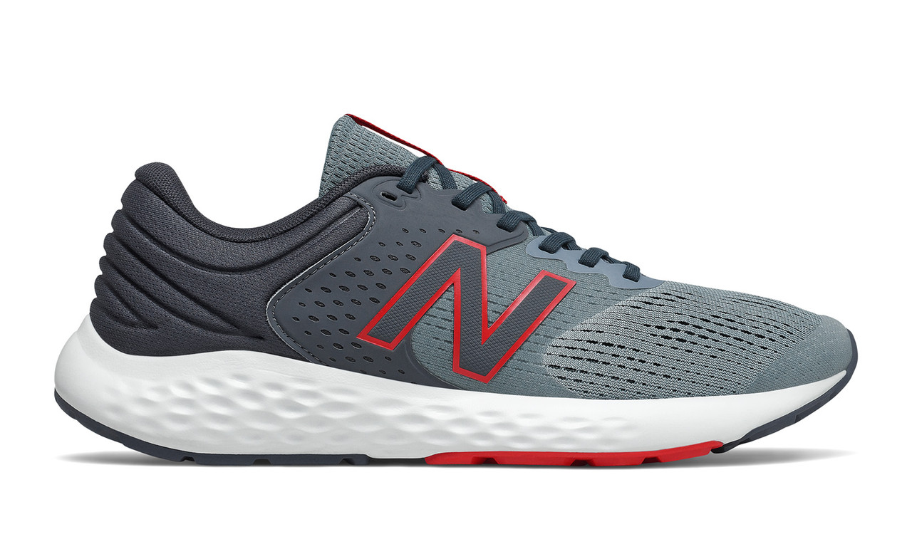 Кросівки чоловічі New Balance 520 сірі M520LG7