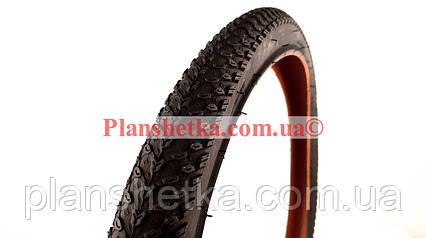 Гума вело. 24*1,95 (54-507) DRC полушип, фото 2