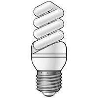Лампа EL энергосберегающая ELM 20W E27 4000K H-SPIRAL ES-16 T2