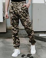 Спортивный мужские штаны камуфляжные, брюки спортивные мужские милитари President