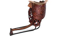 Лузы кожаные Вертикаль комплект ручной работы для бильярдного стола