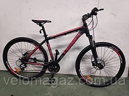 """Велосипед алюминиевый Crosser One-1 рама 21"""", колесо 29"""" горный , гидравлика"""