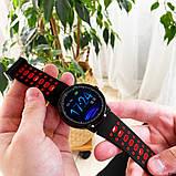 Смарт годинник Modfit C21 Black-Red, фото 6