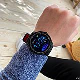 Смарт годинник Modfit C21 Black-Red, фото 8